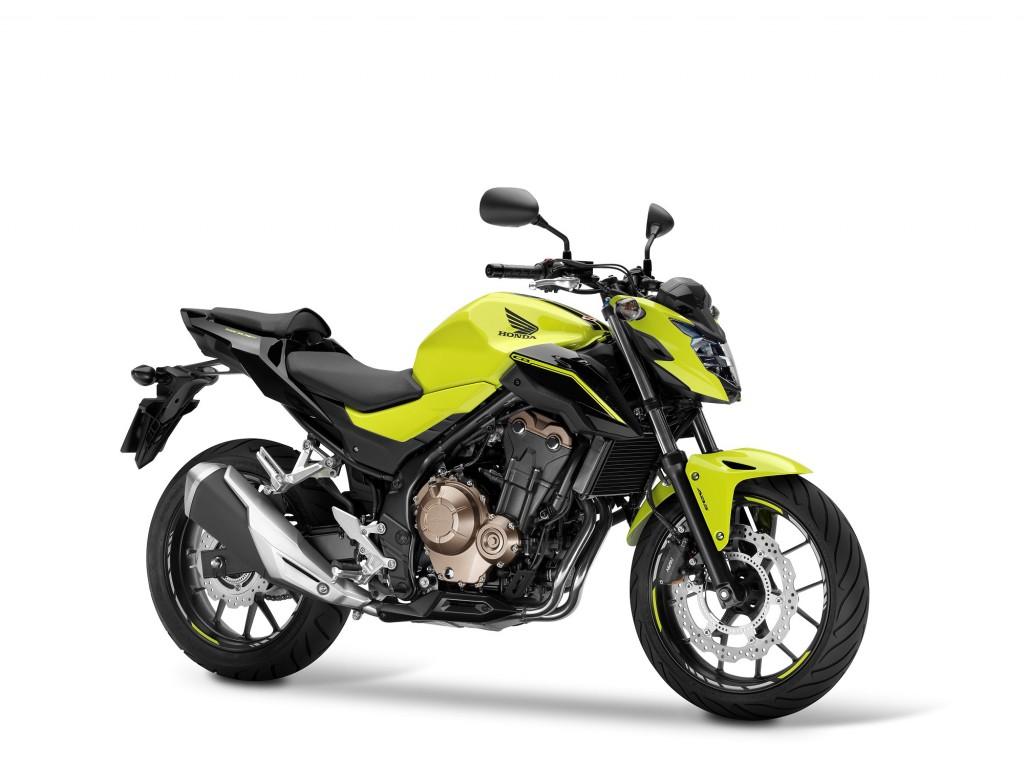 16YM Honda CB500F.
