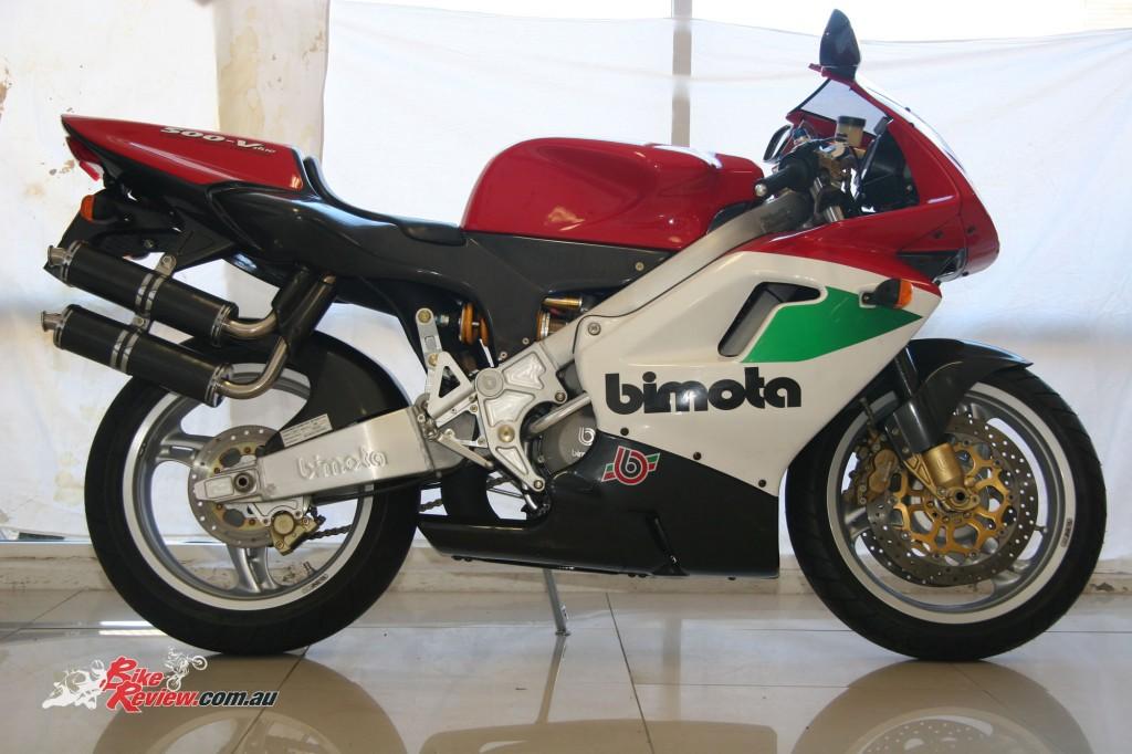 Ronax The V4 500cc Two-Stroke Bimota VDue (2) copy