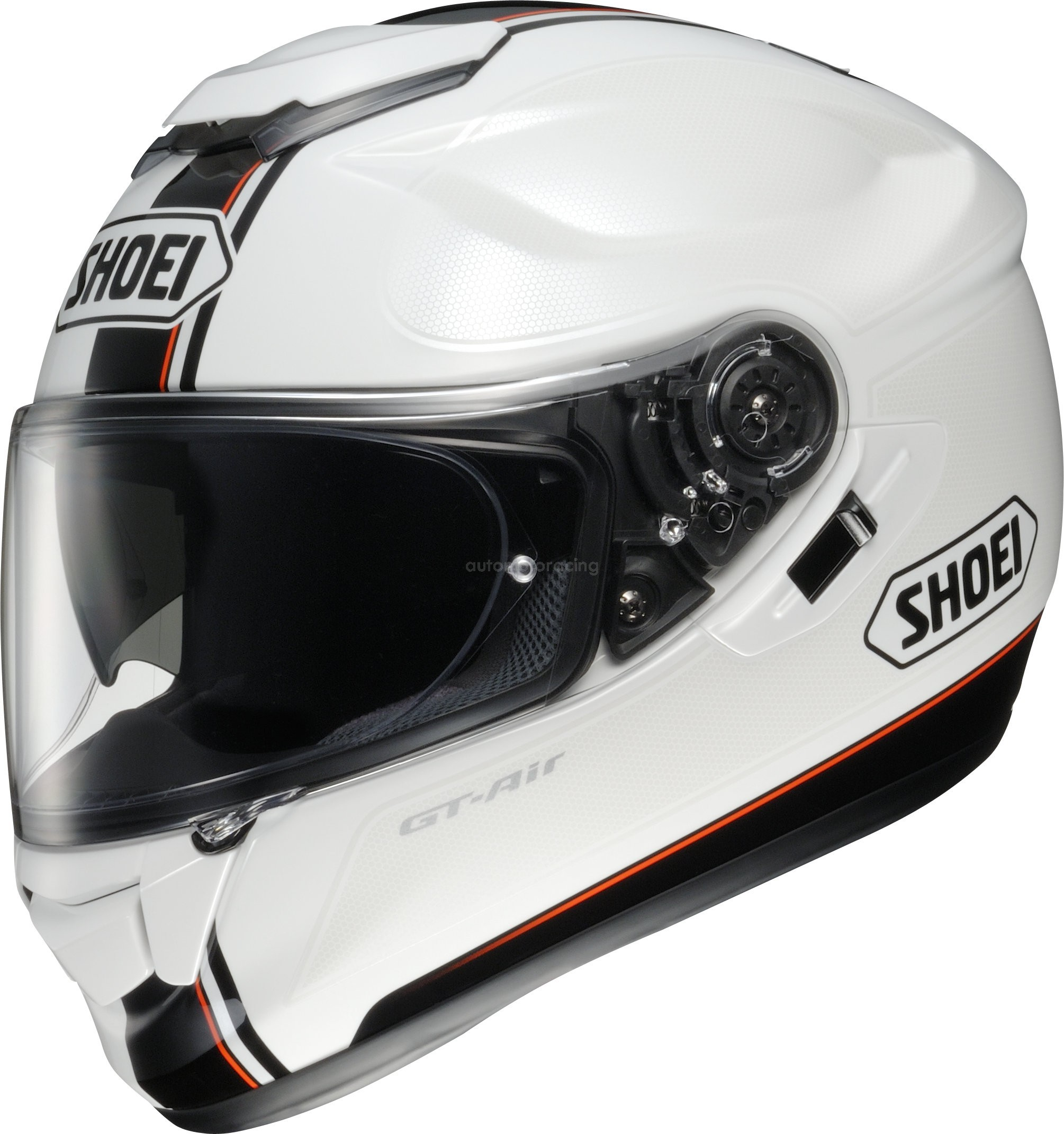 new product shoei gt air helmet bike review. Black Bedroom Furniture Sets. Home Design Ideas