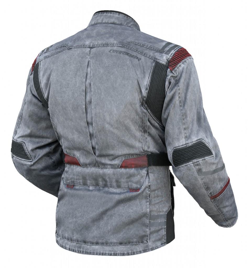 dririder scout vintage -rear