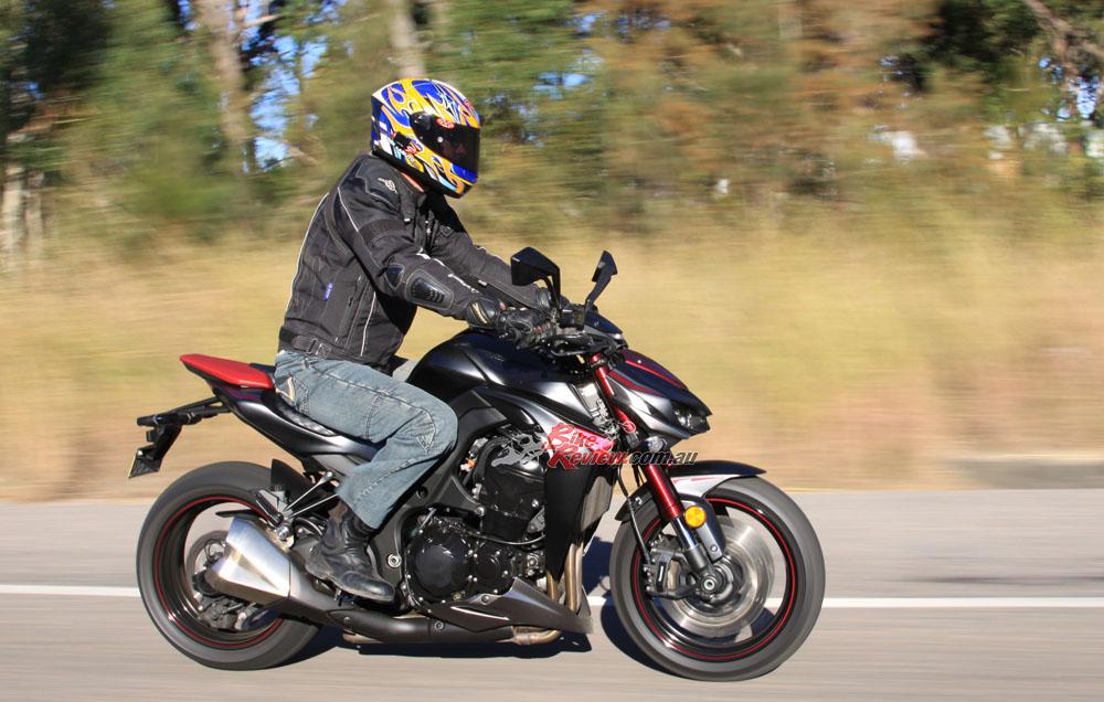 Review 2016 Kawasaki Z1000 Bike Review