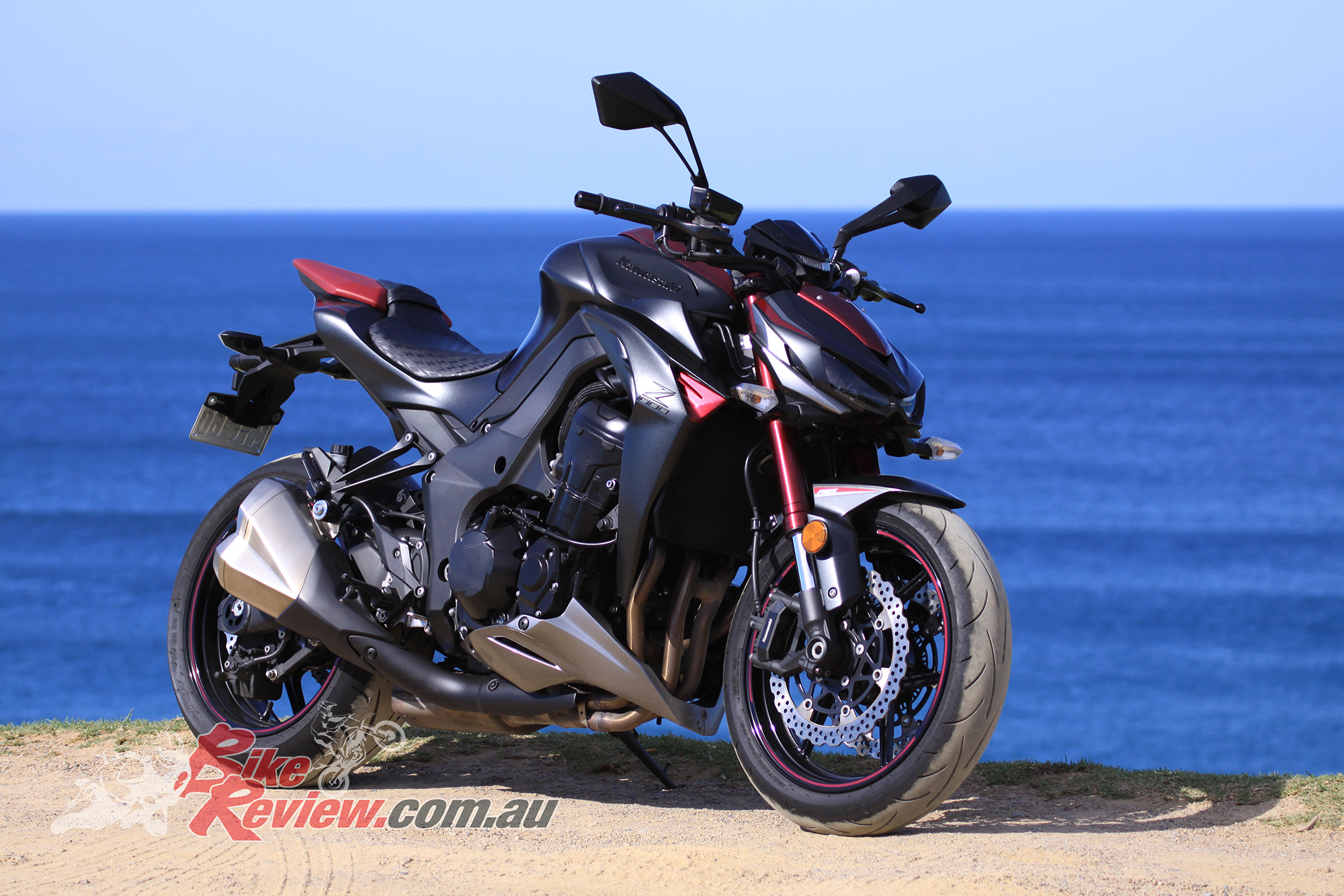 Review 2016 Kawasaki Z1000