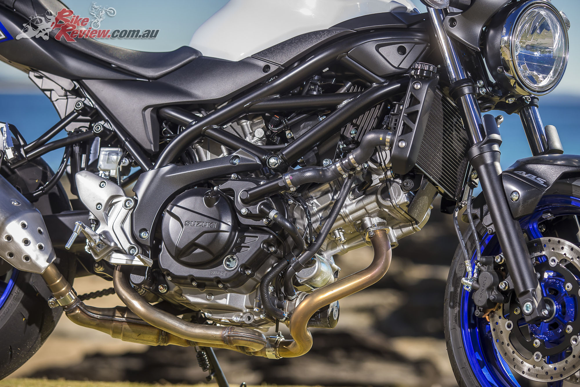 2016 Suzuki SV650 LAMS Bike Review Stat 5