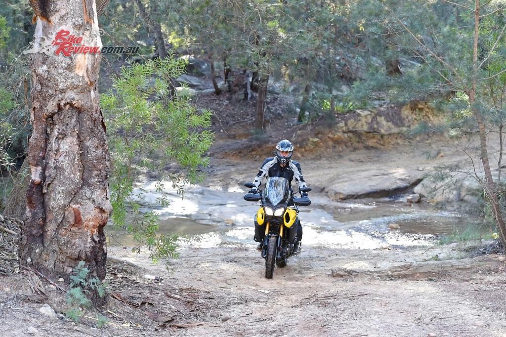 2016 Yamaha Super Tenere Actions (5)