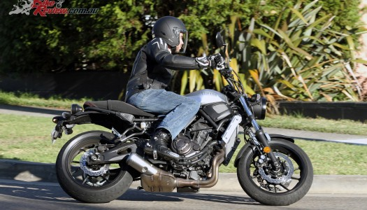 2016 Yamaha XSR700 LAMS Review