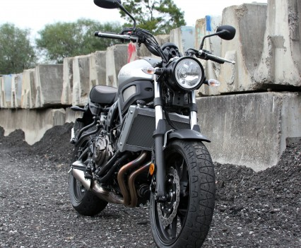 2016 Yamaha XSR700 Bike Review Stat (21)