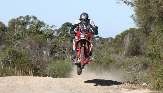 Upgrade To An Africa Twin DCT For Free