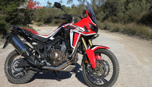 2016 Honda CRF1000LA Africa Twin Review