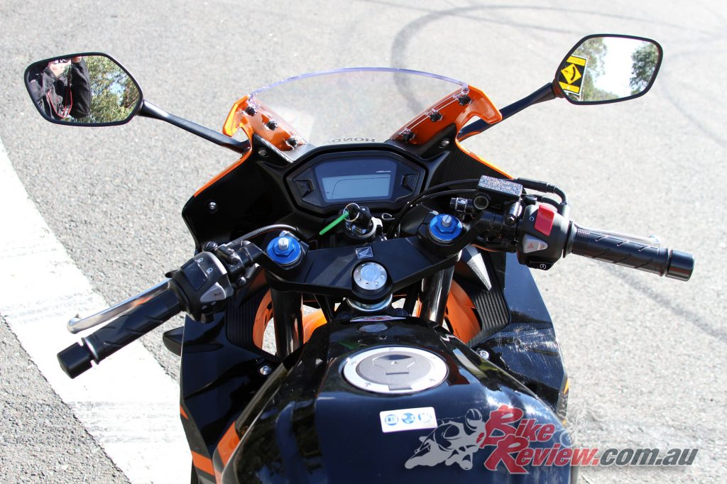 2016 Honda CBR500R Bike Review (17)