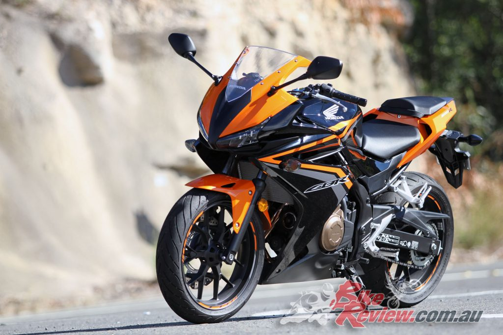 review 2016 honda cbr500r bike review. Black Bedroom Furniture Sets. Home Design Ideas