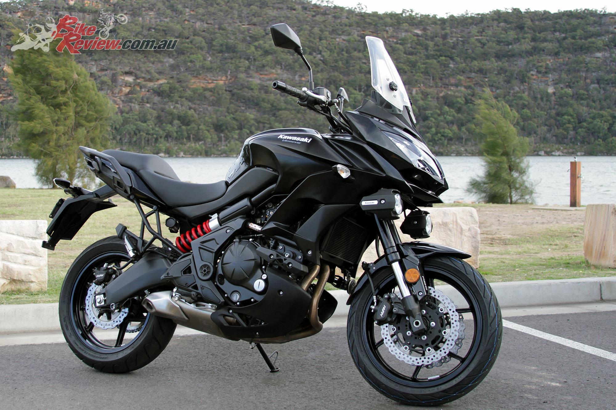 Kawasaki Versys Engine