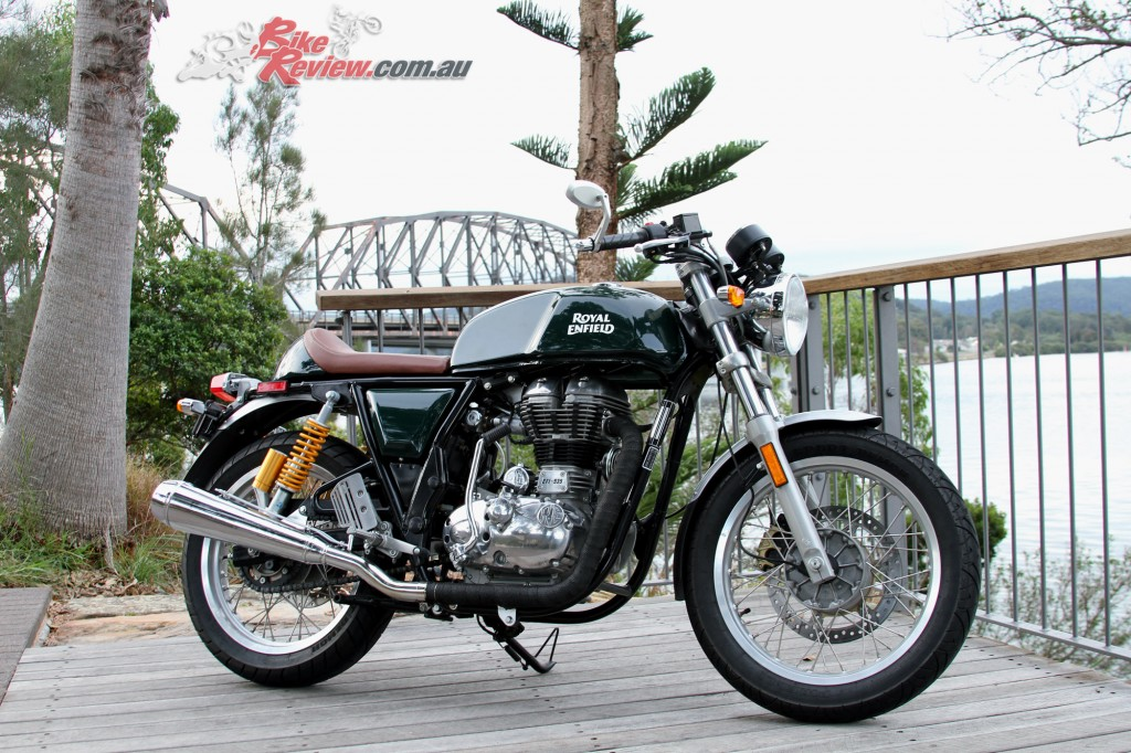 2016 Royal Enfield Continental GT Bike Review (25)
