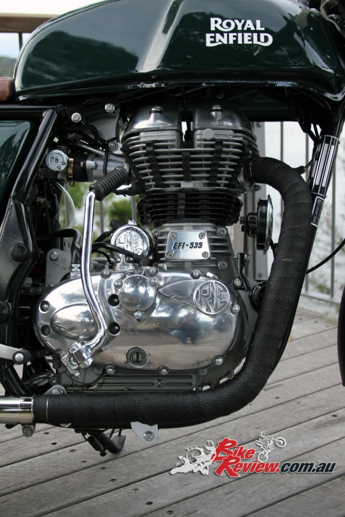 2016 Royal Enfield Continental GT Bike Review (28)