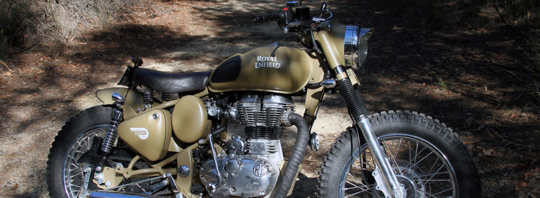 2016 Royal Enfield Custom Desert Storm - Bike Review (20)