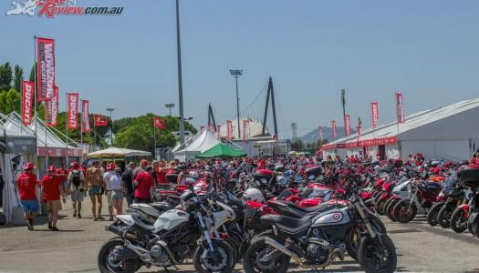 2016 World Ducati Week