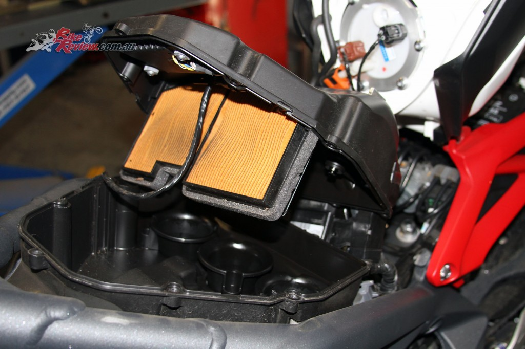4 KN Airfilter Fitment K&N