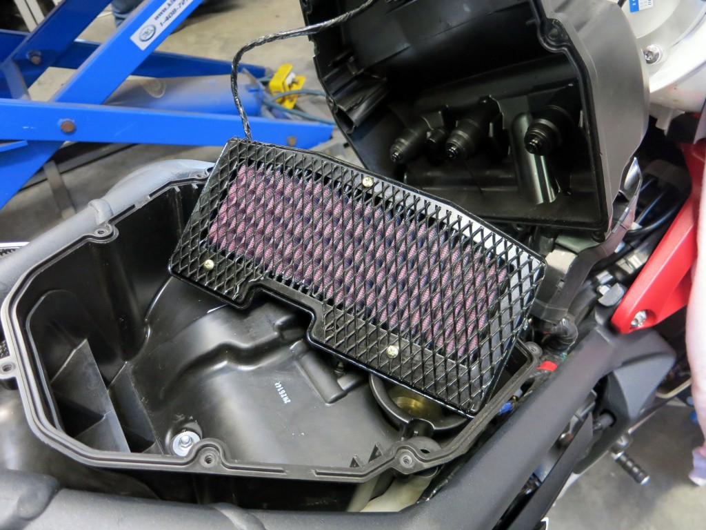 9 KN Airfilter Fitment K&N
