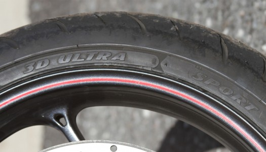Avon 3D Ultra Sport Tyre Review, road and track