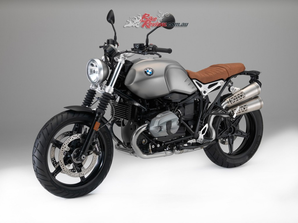 The new BMW R nineT Scrambler - a down-to-earth character beyond established conventions.