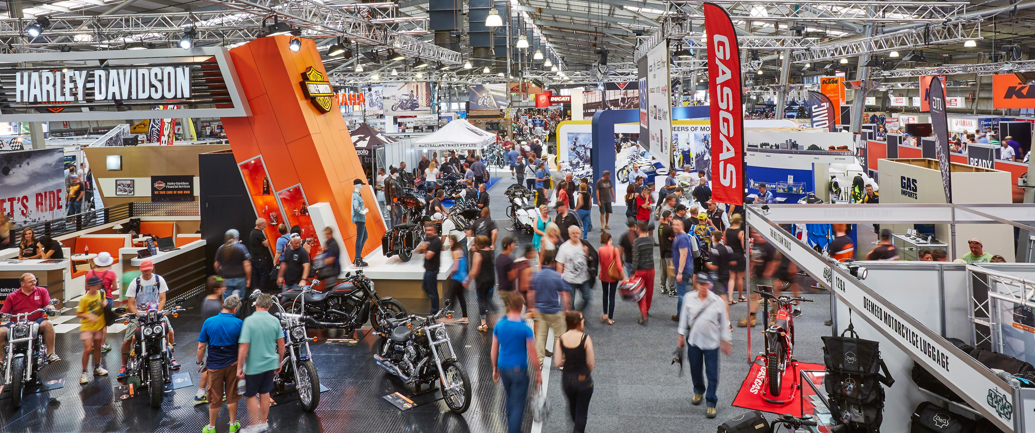 The Sydney Motorcycle Show kicks off on Friday November 24