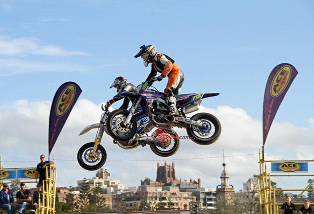 Newcastle Supermotard Bike Review20160728_0714