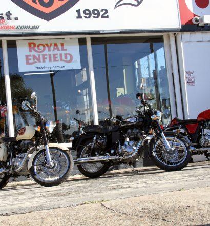 Royal Enfield Sydney Workshop  Bike Review (39)