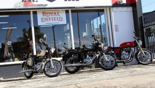 Aussie Workshop: Royal Enfield Sydney