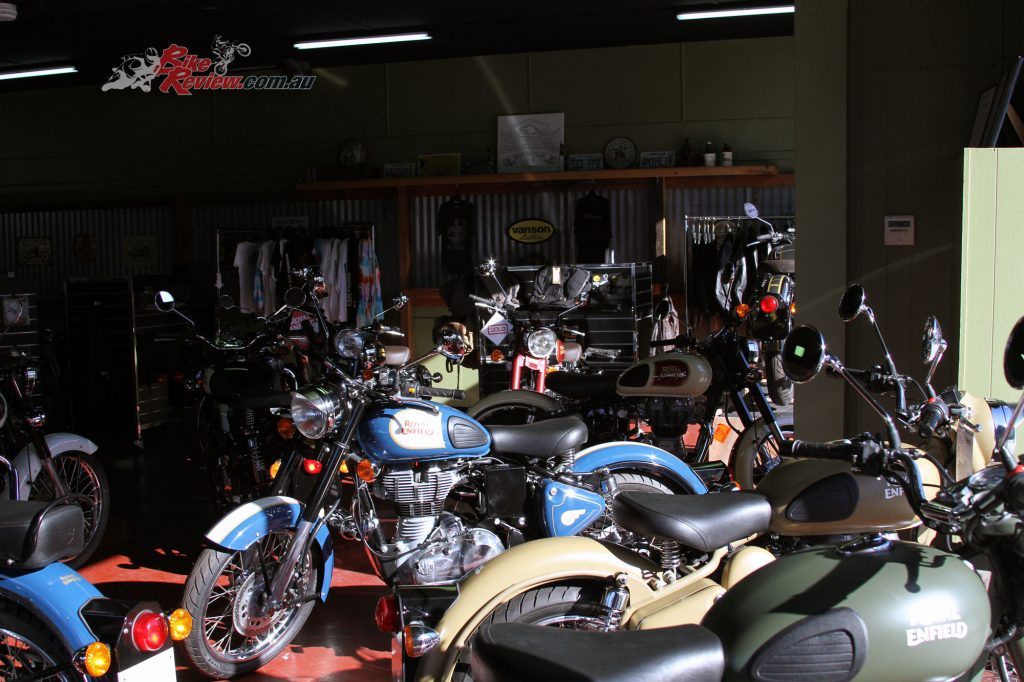 Royal Enfield Sydney Workshop Bike Review (50)