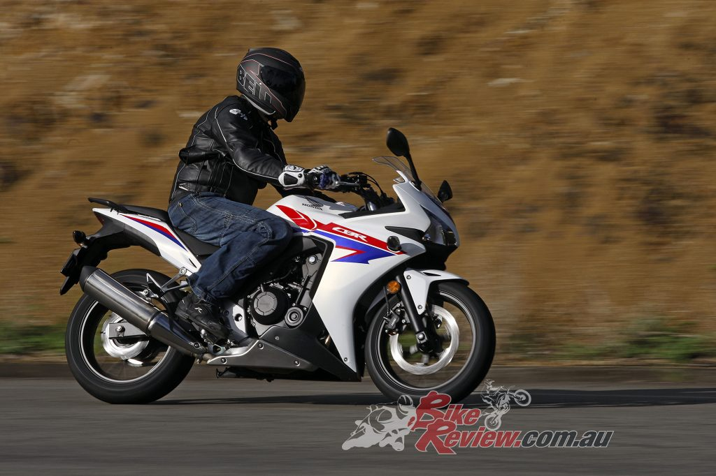 2013 CBR500R Bike Review