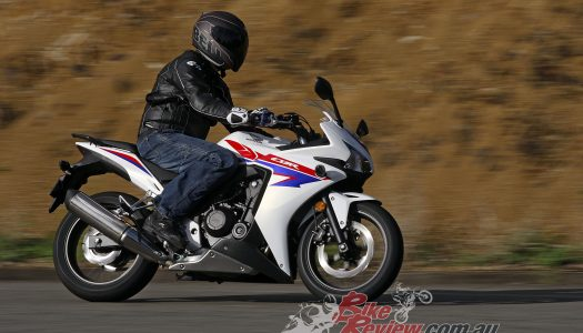 2013 Honda CBR500R Review