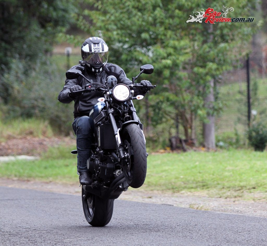2016 Yamaha XSR900 Bike Review Actions (40) copy