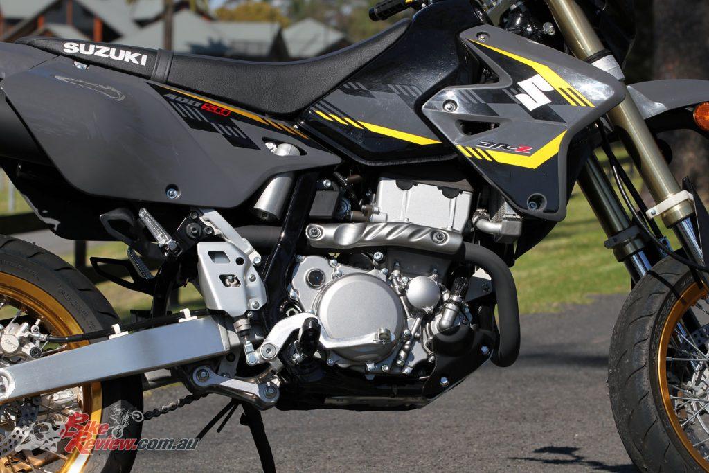 2017 Suzuki DR-Z400SM - Bike Review (12)