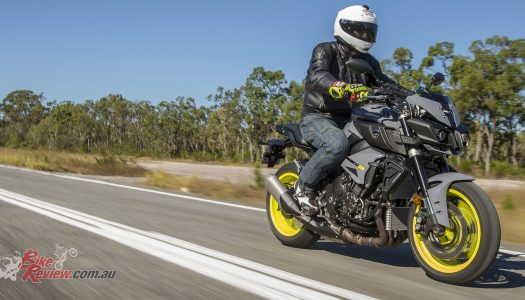2016 Yamaha MT-10 Review