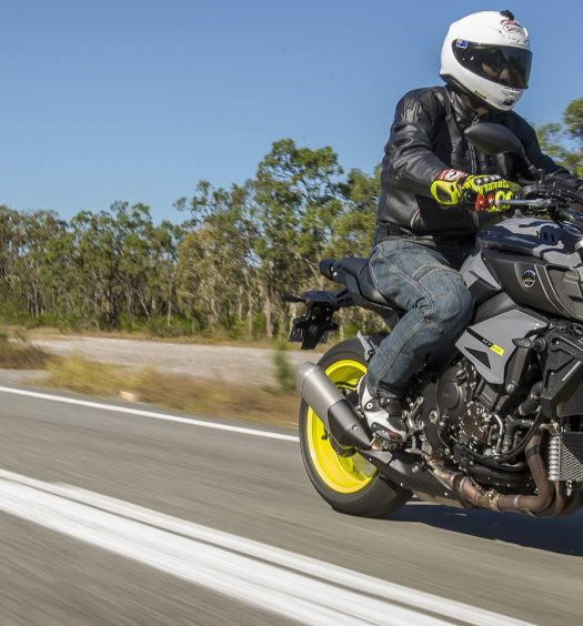Bike Review 2016 MT-10