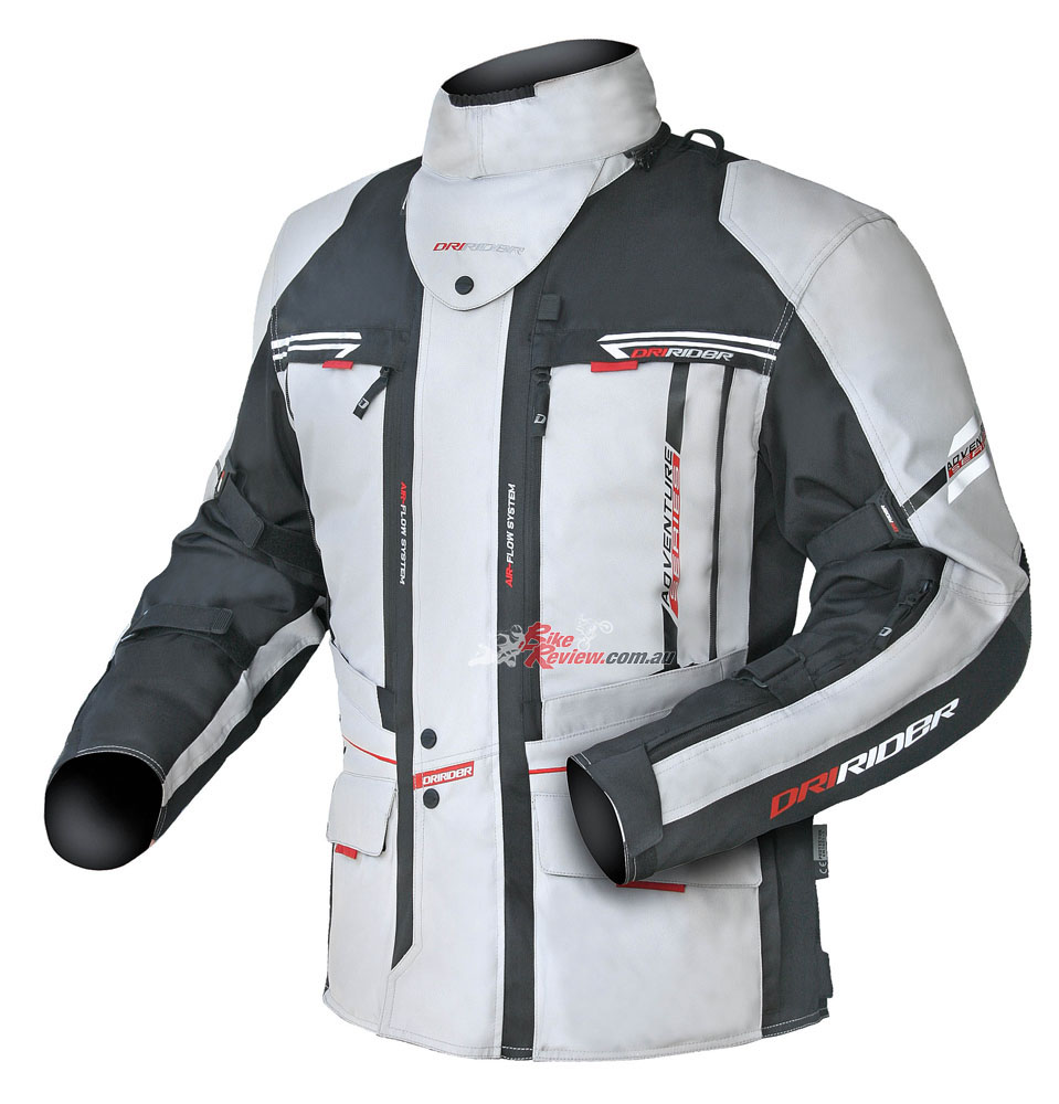 Bike Review DriRider Adventure Gear20140409_0753