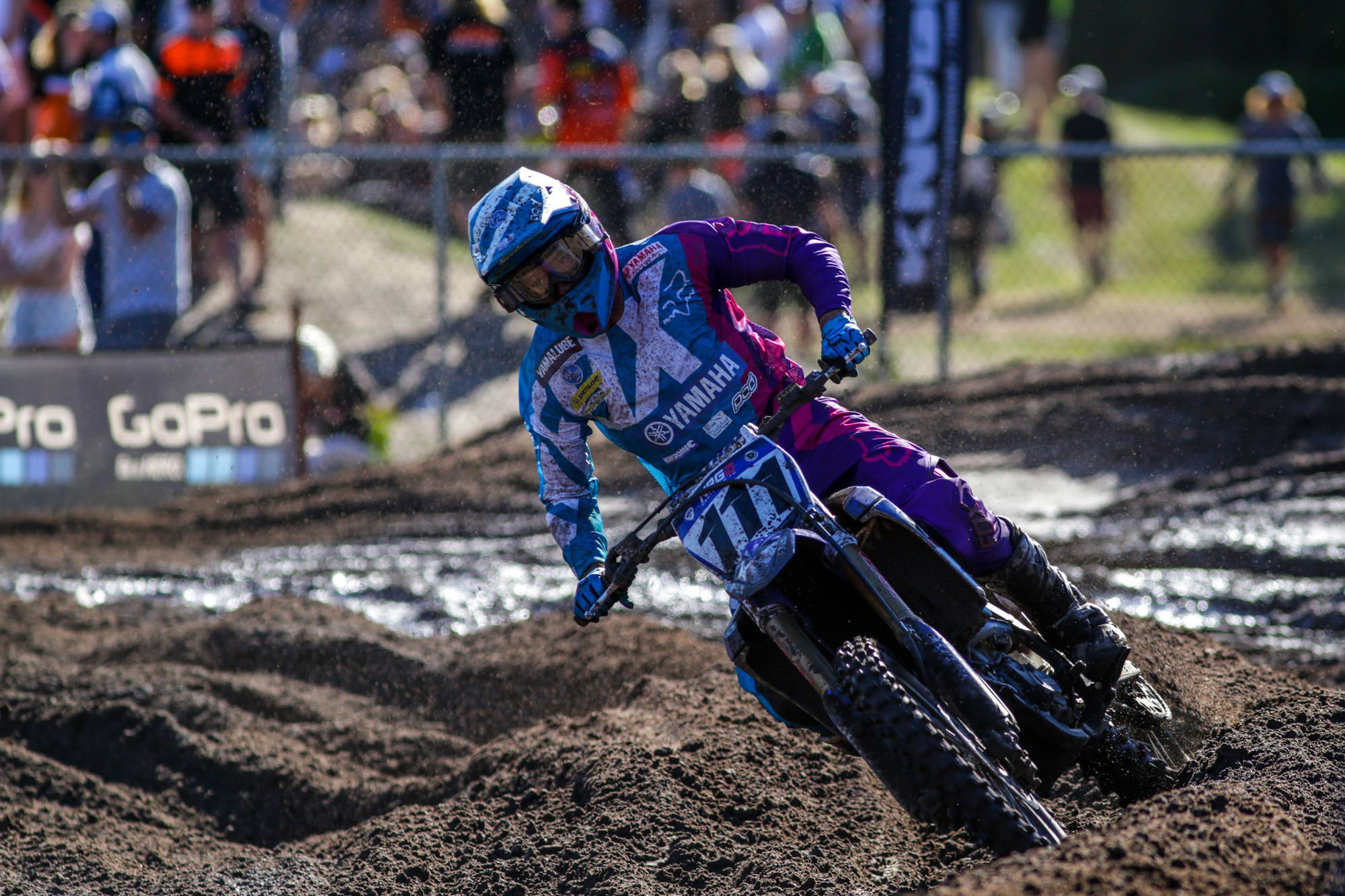 Cdr Yamaha S Dean Ferris Wins Mx Nationals Bike Review