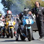 DUNLOP WINS SECOND CLASSIC TT RACE OF THE DAY