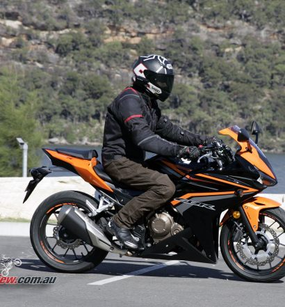 DriRider Rapid Jeans - Bike Review (6)