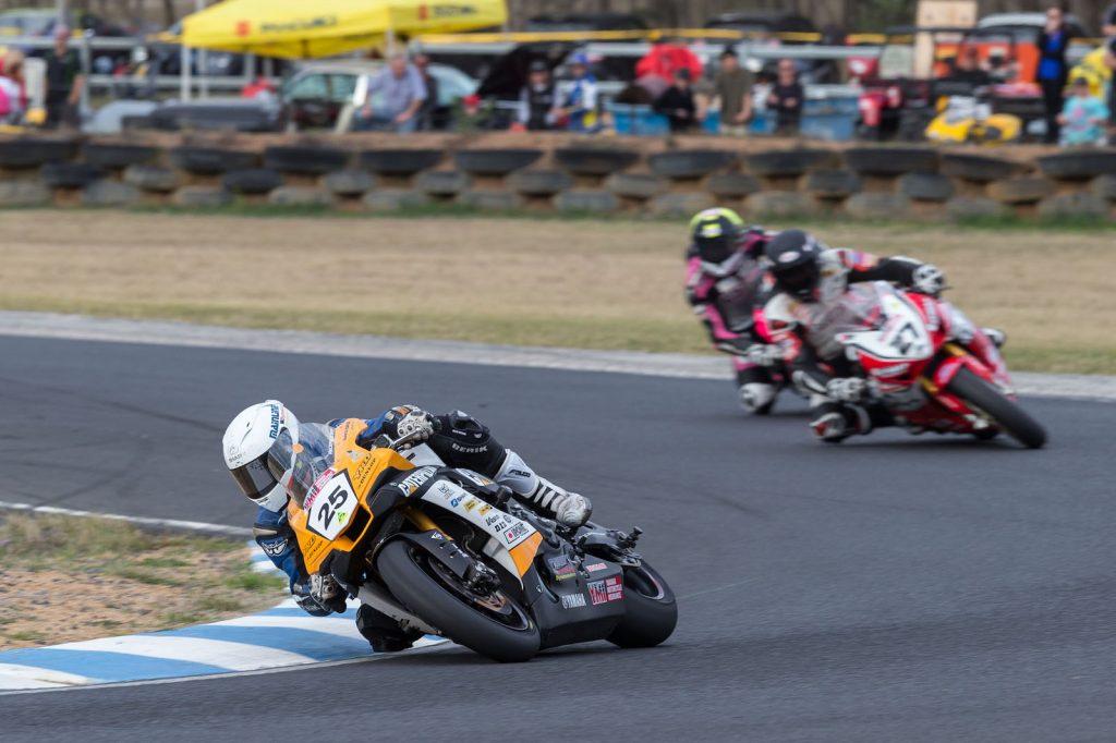 Falzon secures Brembo Superbike Challenge lead