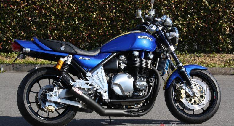 Moriwaki Zephyr 1100 Bike Review