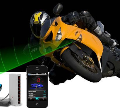 Motor Bike Laser Package - Security Gear (1)