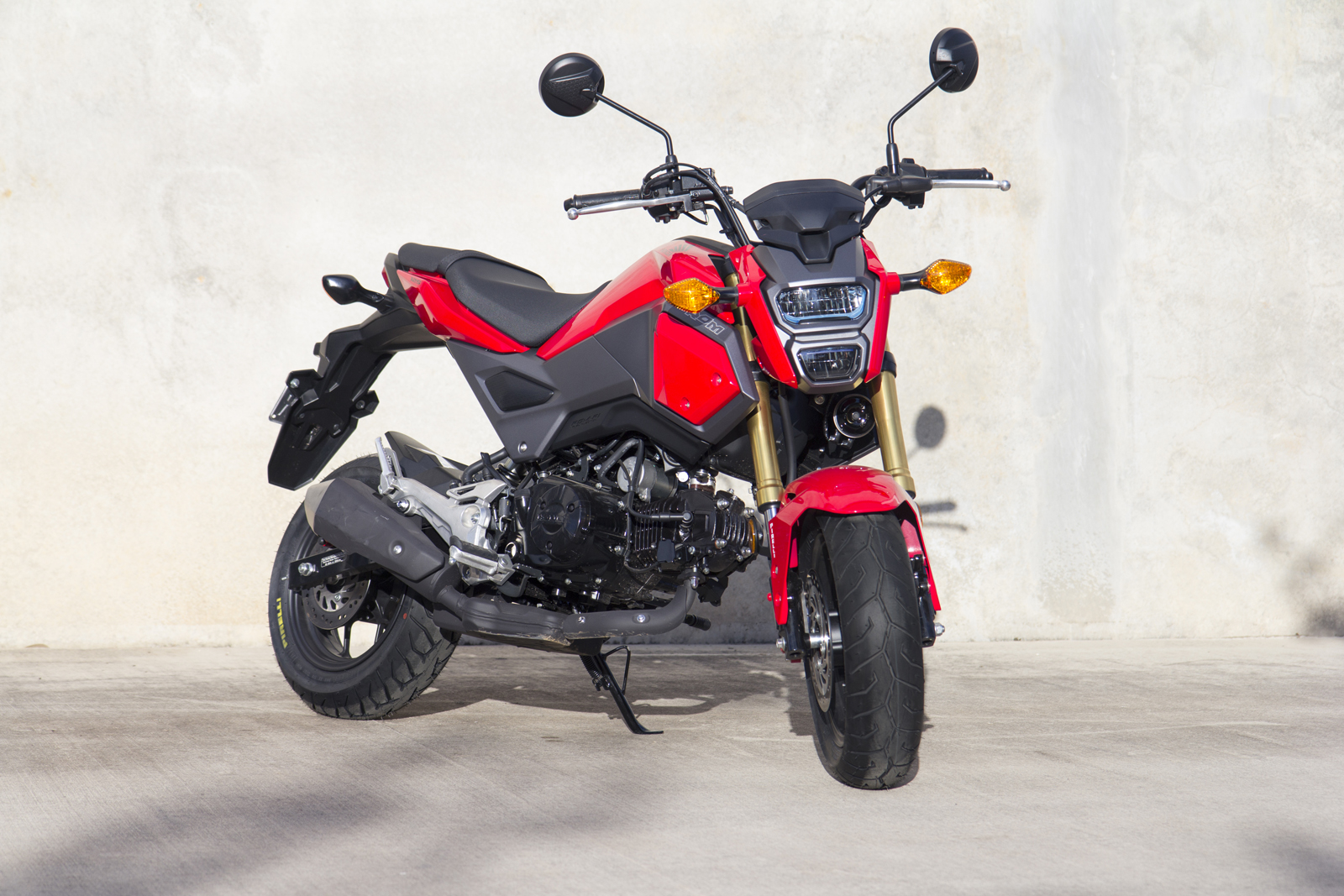 Honda Grom Review >> New Product: Pirelli Diablo Scooter Tyre for Honda Grom - Bike Review