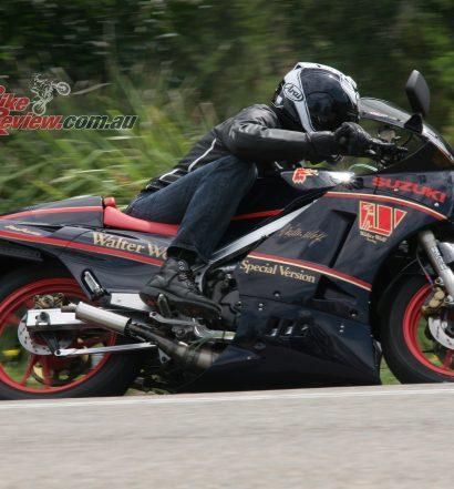 RG500 Bike Review