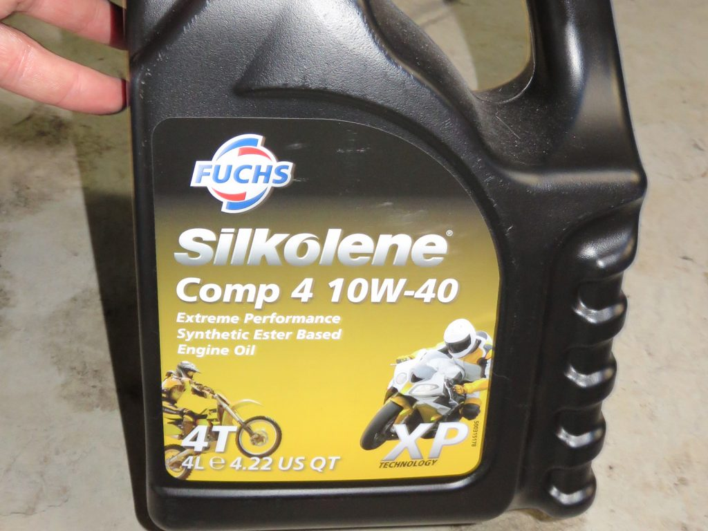 Tech Tips Oil Change - Bike Review featured
