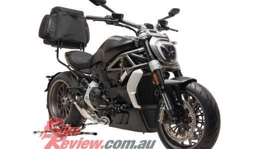 New Product: Ducati XDiavel & Panigale Ventura Luggage