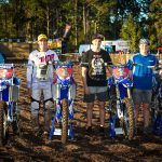 Yamaha Racing racked up four number 1 plates at the MX Nationals.