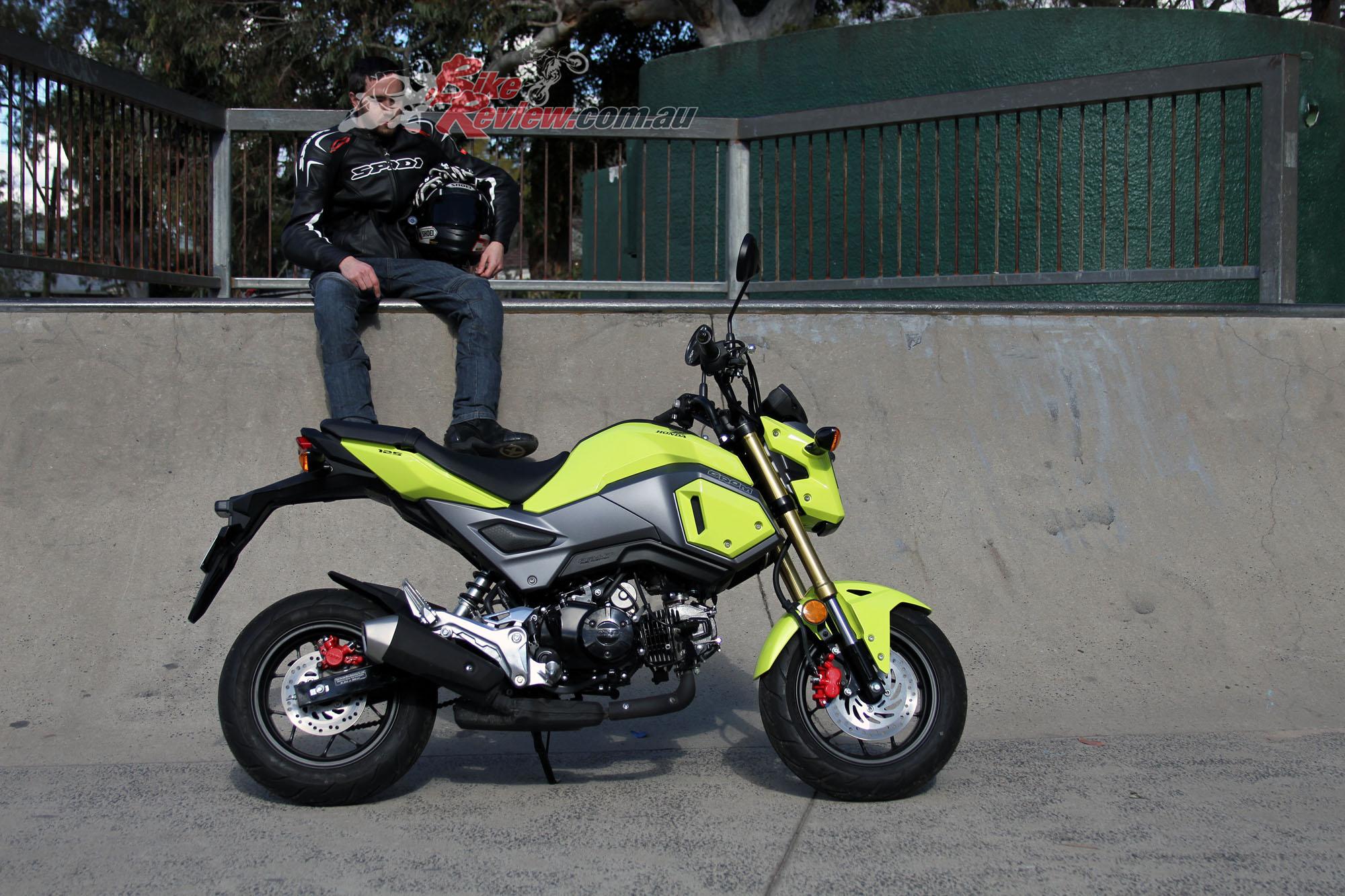 Honda Grom Review >> Grom Christmas Ride Away Price - Bike Review
