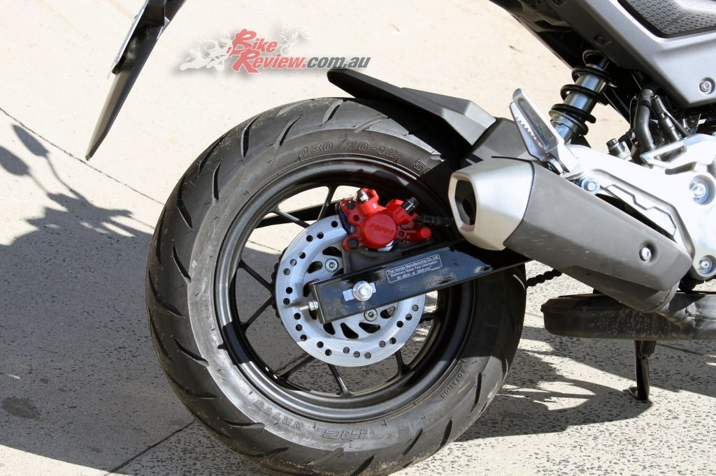 2016 Honda Grom 125 - Bike Review (21)