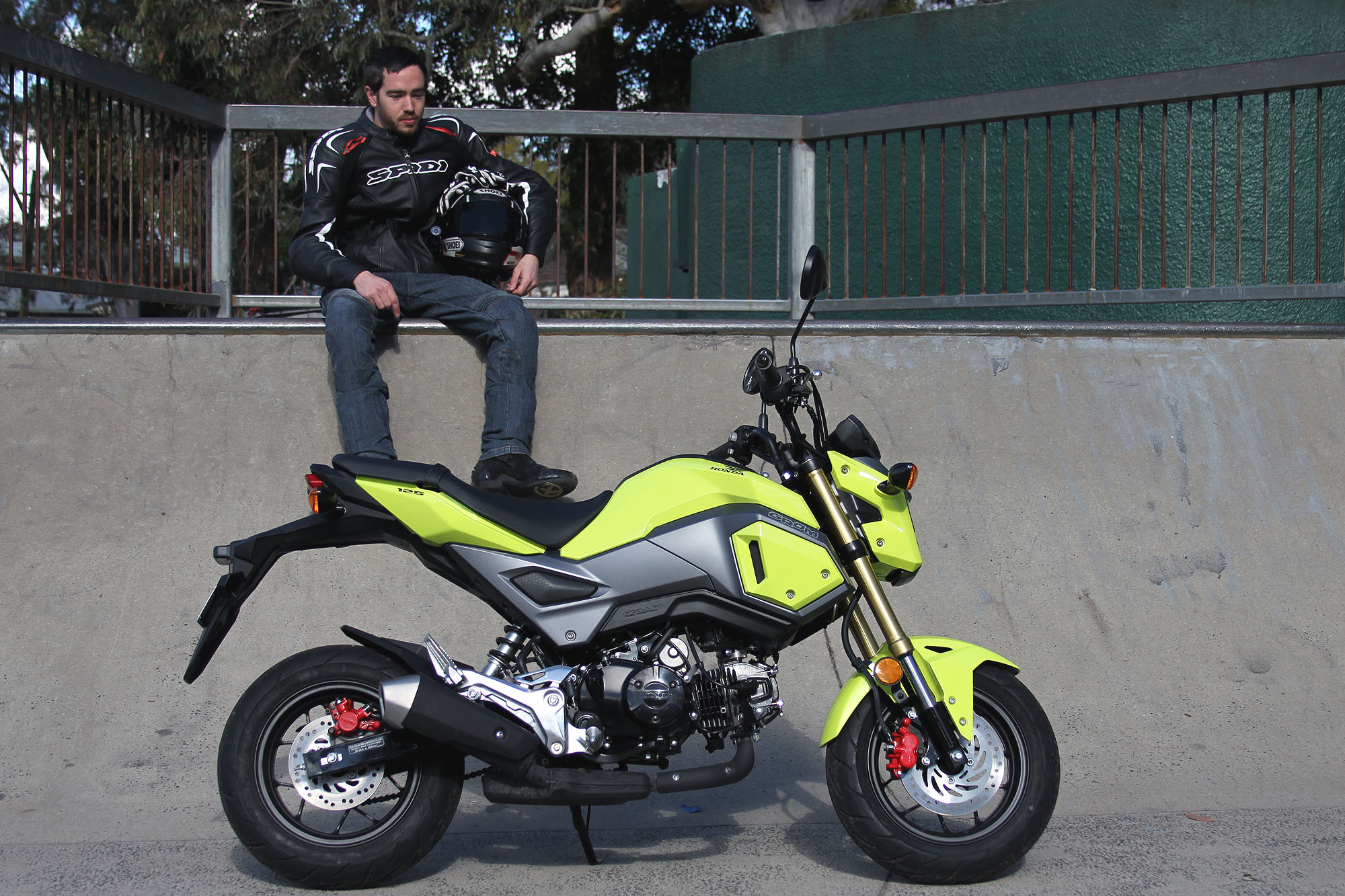 Review 2016 Honda Grom Bike Review