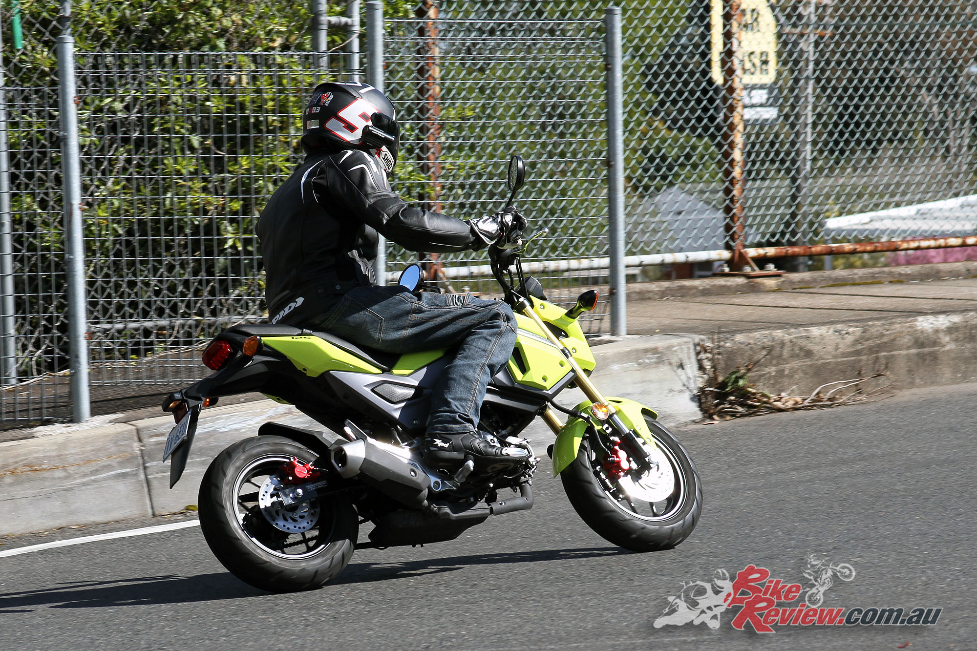 Honda Grom Review >> Review: 2016 Honda Grom - Bike Review